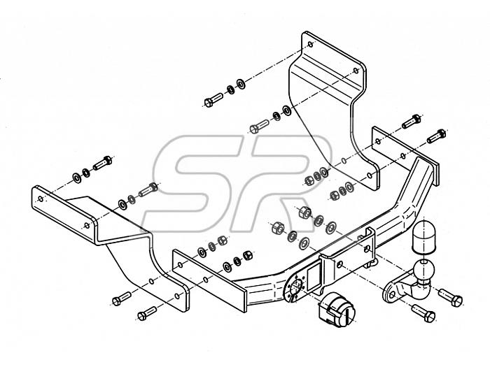 Ford Transit Diagram